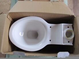 Heritage Granley Pan Close Coupled and Heritage Granley cistern including fittings White.