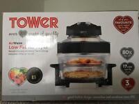 Low fat airwave air fryer diet healthy eating BNIB