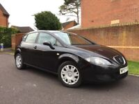 SEAT LEON 1.9 TDI REFERENCE 5DR - 2007 - Full Service History