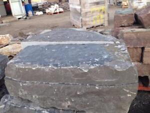 All sorts of armor stone! Various sizes, textures and hues. Pick-up in Barrie. Delivery. Contact us for winter hours.