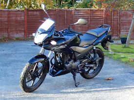 Honda CBF 125 Bike 2014 - 2000 Miles. Immaculate condition. Dry use only. As new