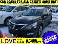 2015 Nissan Altima 2.5 S * CAM * POWER SEATS * SAT RADIO