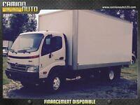 2010 Hino 155 -