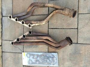 1968 Ford Mustang Headers and Gaskets