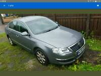 "2006 VW PASSAT B6 1.9TDI BXE 16"" ALLOYS WITH TYRES 5x112"