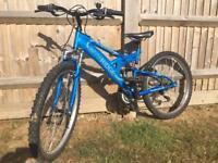 MTN Ridge X-Pedition Mountain Bike Designed by Raleigh