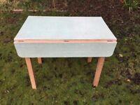 Retro leaf folding dining table - FREE