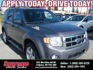 2011 Ford Escape XLT 3.0L H.SEATS/R.START/ROOF/LEATHER