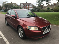 Volvo S40 1.8 R-Design Sport, Long MOT, Full Service History, Low Miles, One Former Keeper