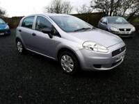 Fiat Grande Punto, 2007, 1.2, low mileage, cheap insurance.