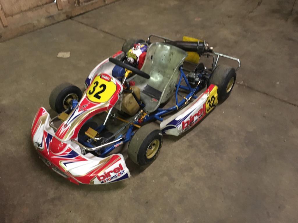 Cadet racing go kart kids iame comer 60 birel easykart | in Thirsk ...