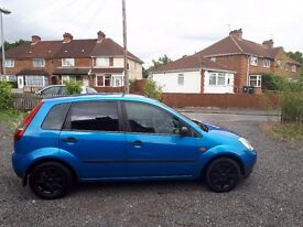 Ford Fiesta 1.4 diesels Ztec really cheap to run Give away! At this price