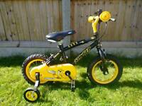 Boy's Apollo stinger bike