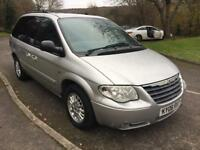 2006 CHRYSLER VOYAGER LX 2.8 AUTO 7 SEATER