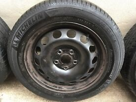 "Michelin 16"" 205/55/R16 used tyre from Seat Leon 2007"