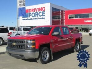2015 Chevrolet Silverado 1500 Work Truck, 5.7 Ft Box, 4.3L V6