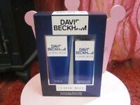 David Beckham bath set