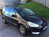 2008 Ford Galaxy TDCI automatic 7 Seater spares or repair