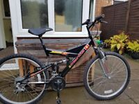 Ladies and Gents Cycles sold together