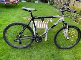Saracen tt sun tour bike