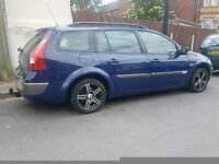 2006 Renault megane estate 1.5 DCI