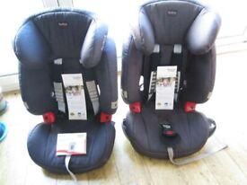 ONE BRITAX EVOLVA 1-2-3 PLUS CAR SEAT, 9-36 kg, Made in UK