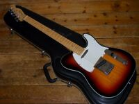 2003 Fender USA Deluxe Telecaster with Noiseless pickups