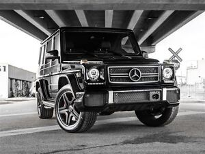 2013 Mercedes-Benz G-Class G63 AMG Lanlgey Location Must See