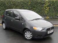 2010 MITSUBISHI COLT 1.1 CZ1 LOW MILEAGE F/S/HISTORY YEAR MOT CHEAP TO RUN GREAT CONDITION