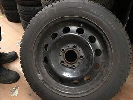 Winter Tyres & Rims ... BMW 3 series
