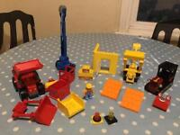 Lego Duplo construction set