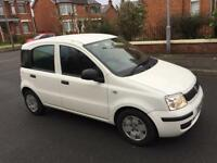 LATE 2010 FIAT PANDA 1.1 ACTIVE ECO*ONLY 40K!*FFSH*LOW INS!MINT!BARGAIN!c1,c2,fiesta,corsa,clio,ka