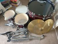 SOLD Tornado by Mapex drum kit (ideal for beginners) *plus free guitar