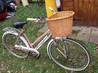 REDUCED- Vintage Raleigh Cameo Ladies town bike