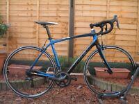 TREK Domane 6.2 OCLV CARBON Road Bike 2015. 56cm. Ultegra. 7,6 kg. 22 speed. RRP £3800