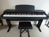 Digital Piano full 88 note keyboard, Superb Condition