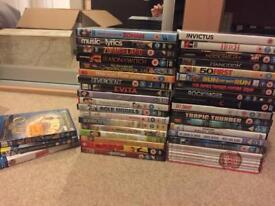 JOB LOT DVDS AMAZING CONDITION