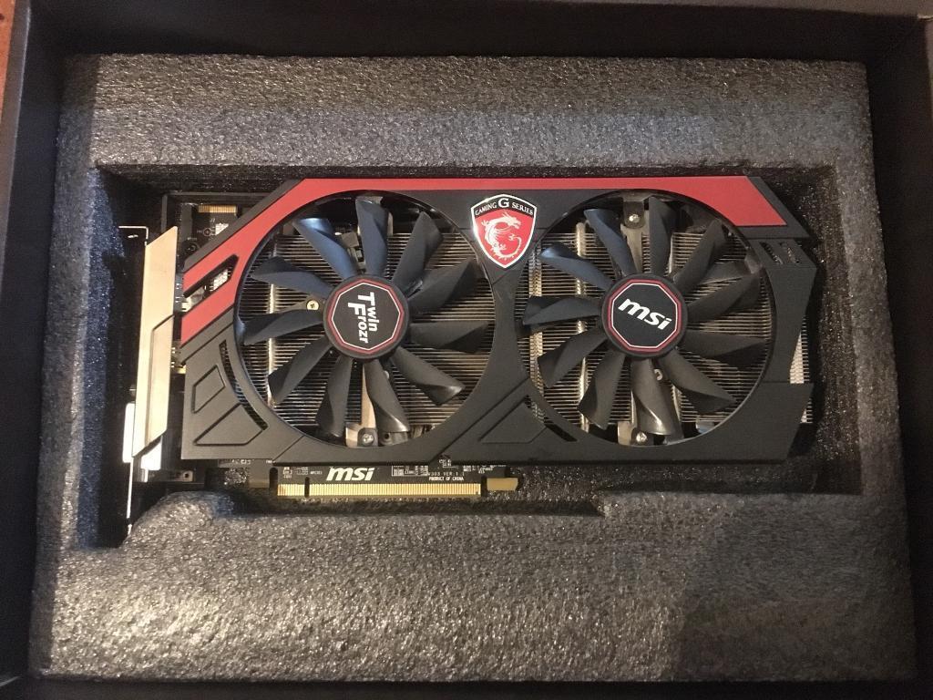 MSI Radeon R9 270X 4GB Boxed   in Bradford, West Yorkshire   Gumtree