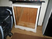 FREE FREE SOLID WOOD CABINET