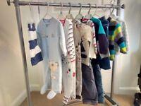 Boys Clothes Bundle Age 6 - 9 mths