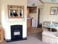 Caravan to rent Ty Mawr Towyn