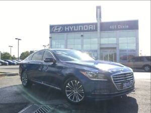 2015 Hyundai Genesis 3.8 PREMIUM AWD|NAV|LEATHER|BACk-UP CAM|