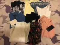 Mixed Sized Ladies Clothes