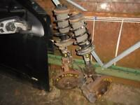 Vauxhall Astra H Mk5 2004-2009 Front shockers, susspension legs complete with springs