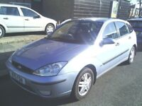 FORD FOCUS 1.6 AUTOMATIC LONG MOT PX WELCOME