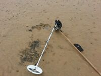C Scope 4Pi Metal detector, pulse induction metal Detector, superb for the Beach