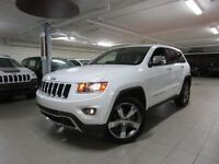 2015 Jeep Grand Cherokee LIMITED 4X4 *CUIR/TOIT/CAMERA RECUL*