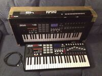 Akai MPK 90 Midi controller keyboard