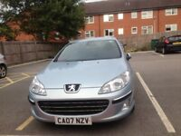 Immaculate Peugeot 407 for sale