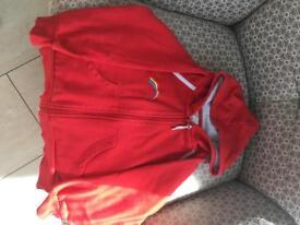 Rainbows hoodie